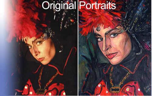 dame-portriat_oel